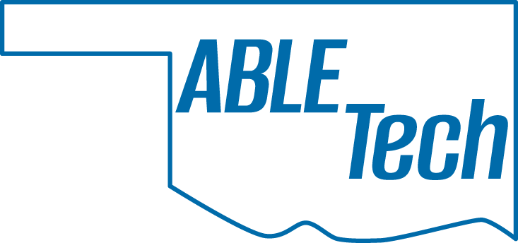 ABLE Tech Accessibility Training logo